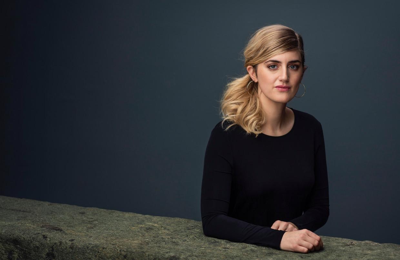 De jonge journaliste Matilda Gustavsson zorgde met haar onthullingen dat er in 2018 voor het eerst sinds WO II geen Nobelprijs voor de Literatuur werd uitgereikt.