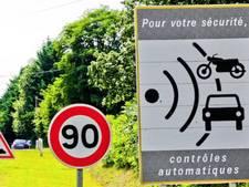 Vakantiegangers opgelet: Frankrijk verlaagt de maximumsnelheid