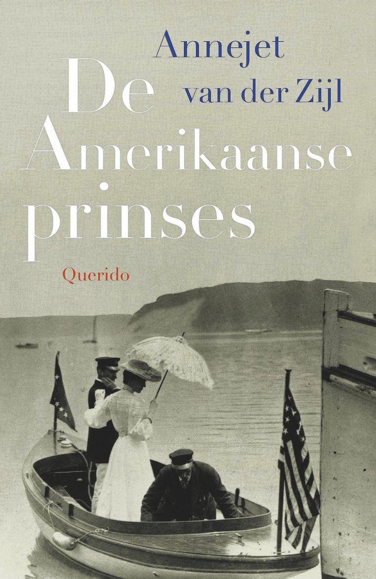 De Amerikaanse Prinses van Annejet van der Zijl Beeld -