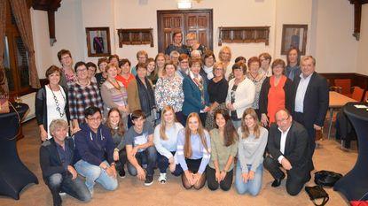 Vrijwilligers 'Kom op tegen Kanker' gehuldigd