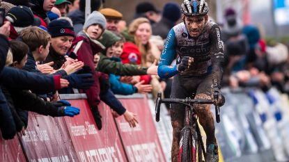 "Gianni Vermeersch zaterdag in Kasteelcross in Zonnebeke: ""Laatste weekend in veld"""