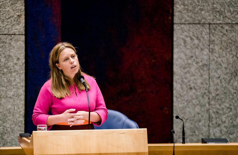 Minister Carola Schouten van Landbouw. Beeld Hollandse Hoogte/ANP