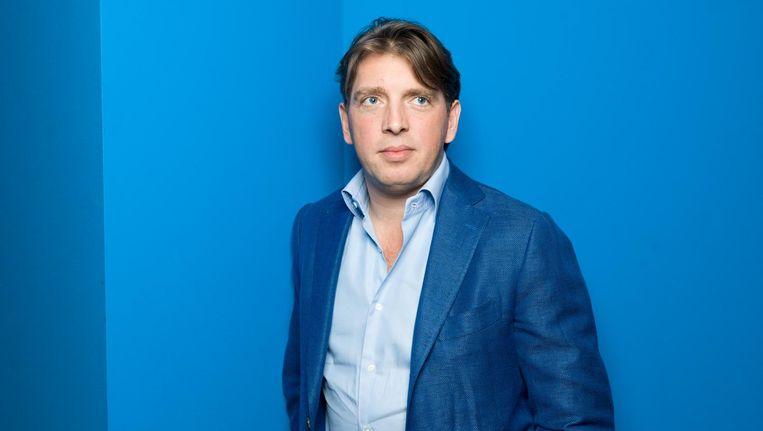 Pieter Zwart: 'Iedereen heeft een positieve associatie met fietsen.' Beeld Ivo van der Bent
