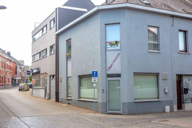 LENNIK: Café âęt Kalm Hoekske, het laatste café waarvan Johan Vandersmissen uitbater was.