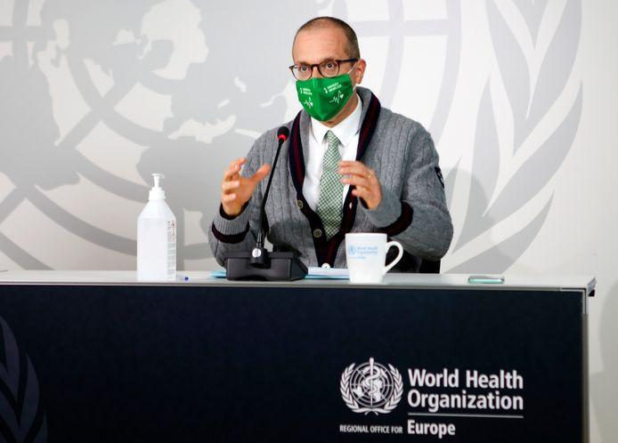 Dr. Hans Kluge.