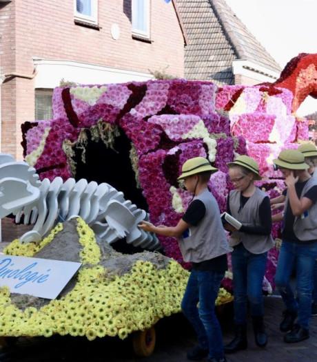 Ruim 30 creaties bij jeugdcorso Sint Jansklooster