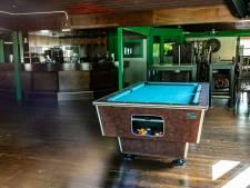 Verenigingen willen zelf kantine draaien in voormalig sportcafé De Hooiberg in Olst. 'Beter dan cola onder tl-licht'