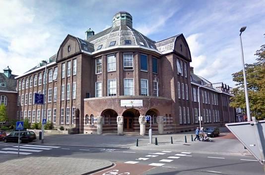 De Islamitische Universiteit in Rotterdam.