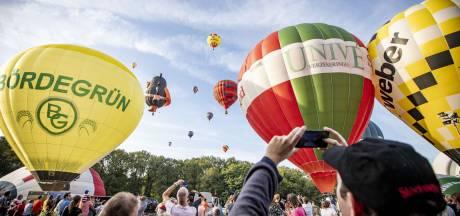 Twente Ballooning 2019: spektakel voor jong en oud