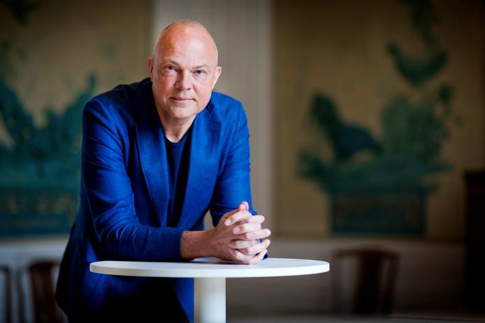 Berno Strootman, landschapsarchitect en Rijksadviseur voor de Fysieke Leefomgeving