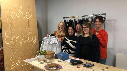 'The Empty Shop' strijkt opnieuw neer in Herent