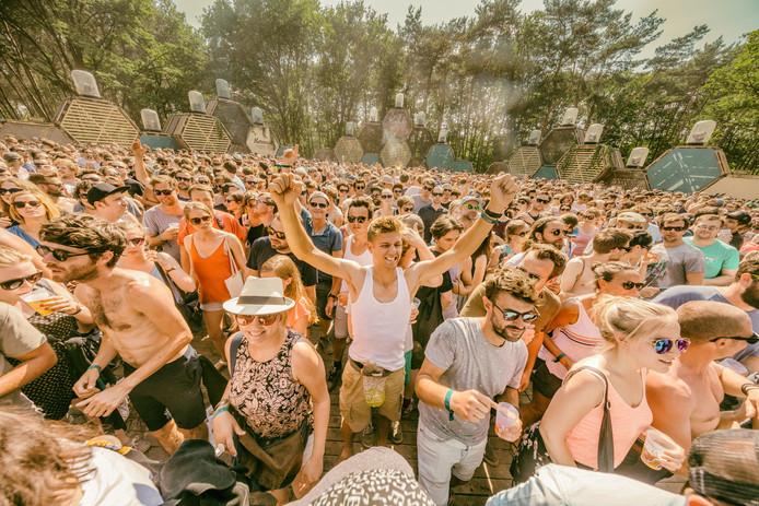 De verrassende stage Four, een openluchtpodium gehost door St. Paul, werkte verfrissend op het festival.