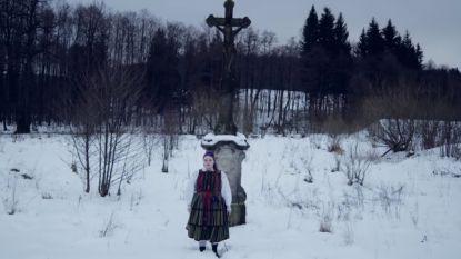 Polen moeten songfestivalvideo aanpassen vanwege christelijk symbool