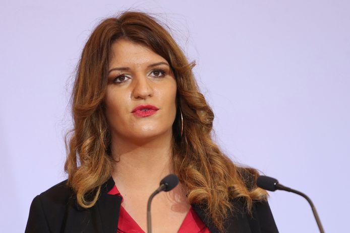 Marlène Schiappa, ministre à la Citoyenneté.