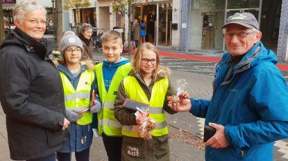 Leerlingen Kameleon spelen zelf voor Sinterklaas