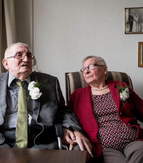 'Gewoon volhouden' is geheim achter Vriezenveens huwelijk