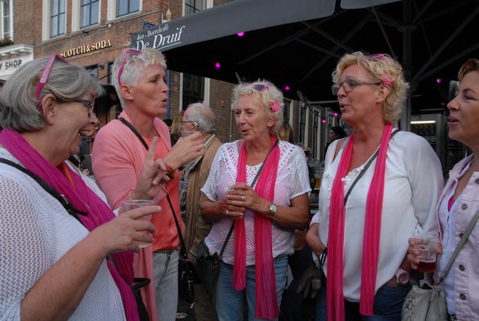 Pretty in Pink editie 2019 bij café De Druif.