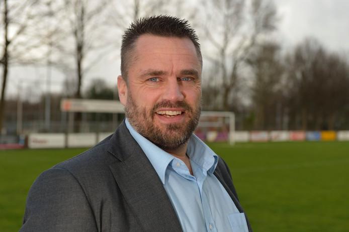 Bergambacht-trainer Jerry de Groot was eerder actief bij Gouda en Steeds Hooger.