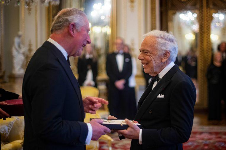 Prins Charles en Ralph Lauren