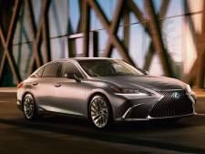 Dit is de nieuwe Lexus ES