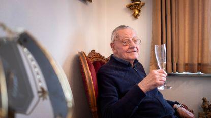 """Drukker en toneelspeler Lambert Verelst viert 100ste verjaardag: """"Louis Neefs zong in mijn cabaretgroep"""""""