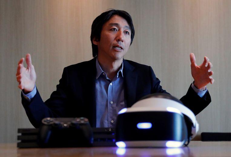 Directeur Tsuyoshi 'John' Kodera van Sony's PlayStationafdeling.