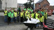 80 vrijwilligers ruimen zwerfvuil op