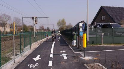 Fietssnelweg F7 in De Pinte afgewerkt