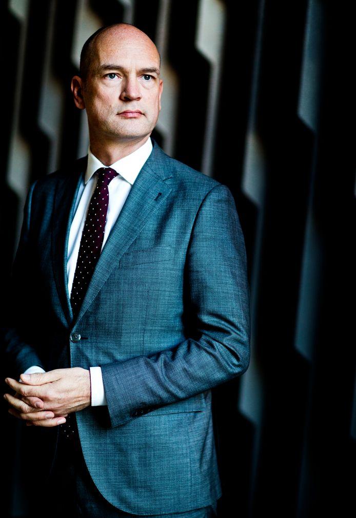 Gert-Jan Segers: ,,Een aanval op de vrijheid van de meest kwetsbaren is een aanval op de vrijheid van ons allen.''