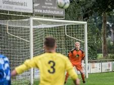 Boekel Sport staat al na een kwartier met 4-0 achter