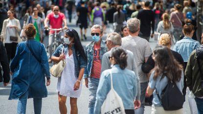 """Eerste dag mét mondmaskers in winkels op de Meir verloopt vlekkeloos: """"Iedereen voelt zich veiliger"""""""