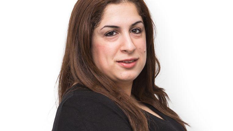Beri Shalmashi (1983), geboren in Parijs uit Iraans-Koerdische ouders, is filmmaakster en columniste voor Vonk online. Beeld Cigdem Yuksel