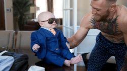 'Million Dollar Baby': de levensstijl van McGregor Junior waar héél veel mensen jaloers op zullen zijn