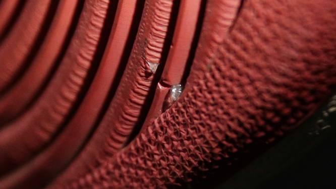 Iconische basketschoenen Michael Jordan mét glasscherf geveild voor 519.000 euro