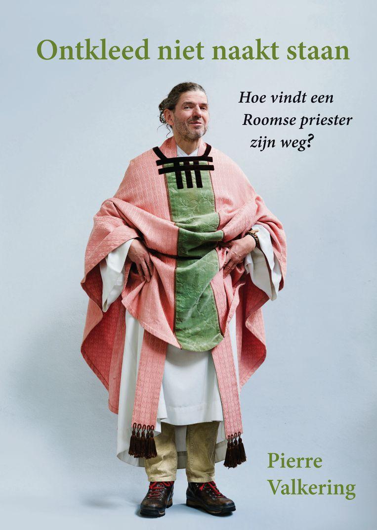 De cover van de biografie die Valkering in de Vredeskerk presenteerde ter gelegenheid van zijn 25-jarig jubileum. Beeld Uitgeverij  U2pi