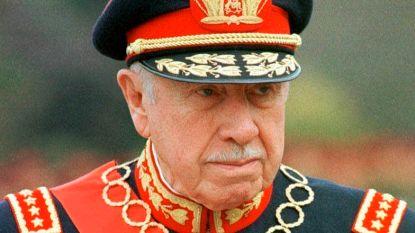 Familie van Chileense ex-dictator Pinochet moet 1,6 miljoen dollar van verborgen fortuin teruggeven
