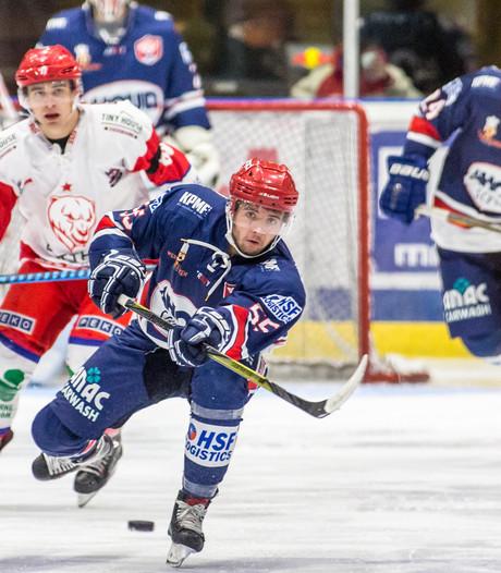 IJshockeybond onderzoekt vechtpartij Devils Nijmegen