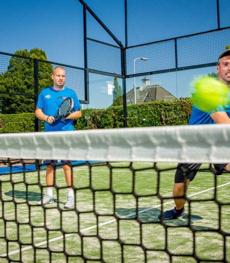Padel kan de redding zijn van de vergrijzing, verwacht tennisclub De Linden in Beuningen
