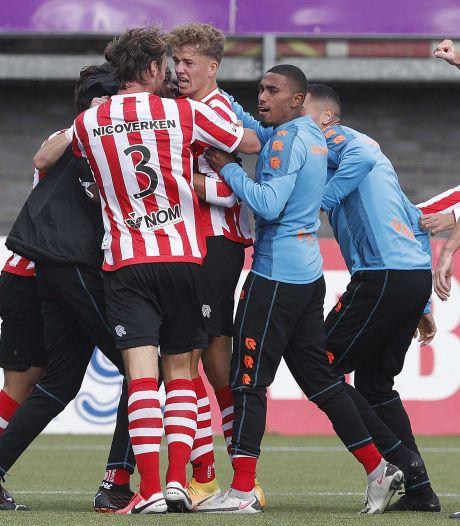 Opluchting bij Sparta: geen nieuwe positieve coronagevallen voor derby tegen Feyenoord