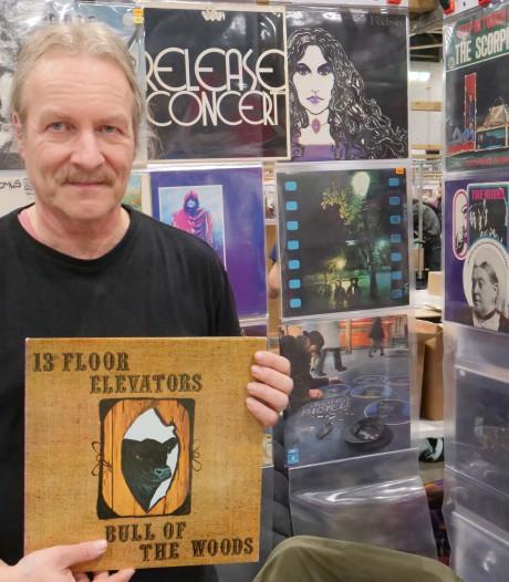 Vinyl op de 50e platenbeurs: Het is maar net wat de gek ervoor geeft