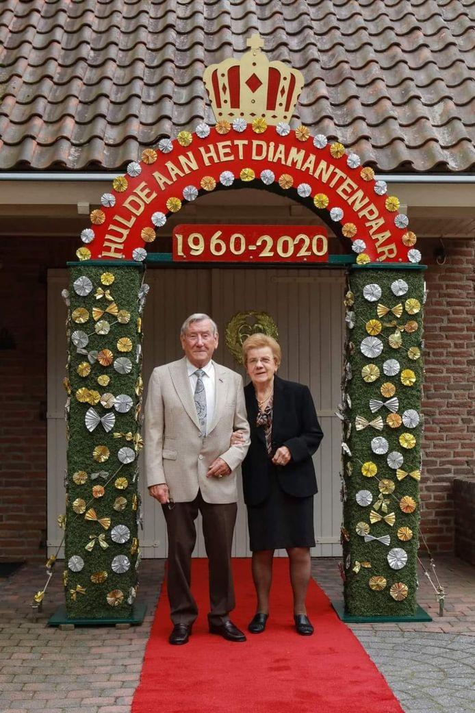 Jo en Greet Piels - Timmers uit Den Bosch.