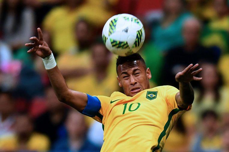 Neymar. Beeld afp