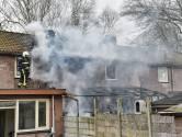 Veel schade door uitslaande woningbrand in Tilburg
