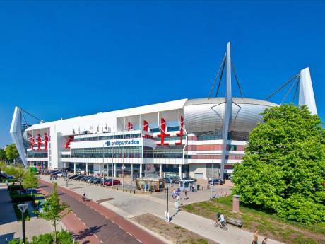 PSV onderzoekt opnieuw uitbreiding capaciteit in Philips Stadion richting 40.000 plaatsen