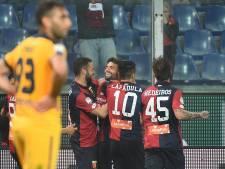 Langer verblijf in Serie A aan zijden draadje voor Hellas Verona