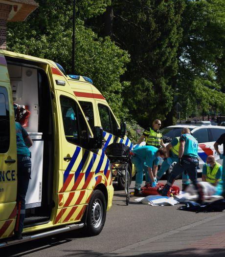 Fietsster (81) overleden na aanrijding in Doetinchem