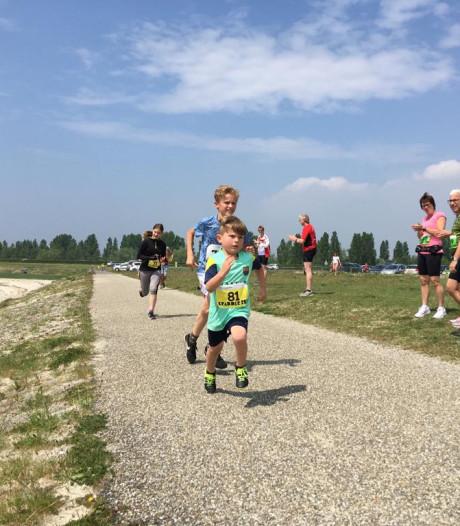 'Run like the wind' op windpark Krammer