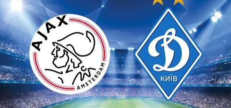 Volgt Ajax tegen Dinamo Kiev goede voorbeeld van PSV?