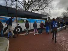 Chaos op spoor in Achterhoek door seinstoring en uitgelopen werk