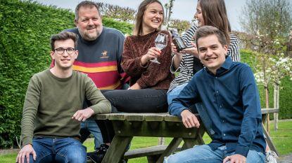 Studenten pakken uit met eigen bier Saison d'Or
